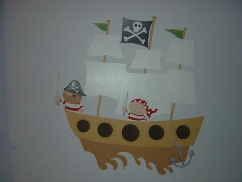 barco pirata (II)